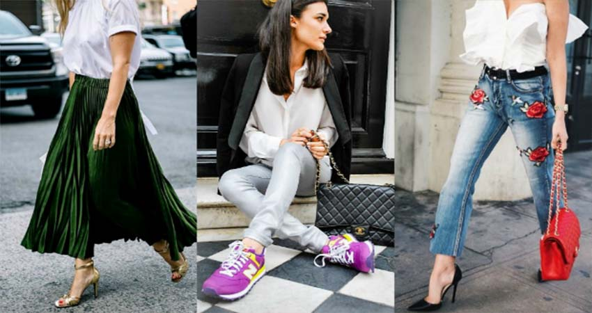 The Principles of Matching Heels with the Whole Outfit