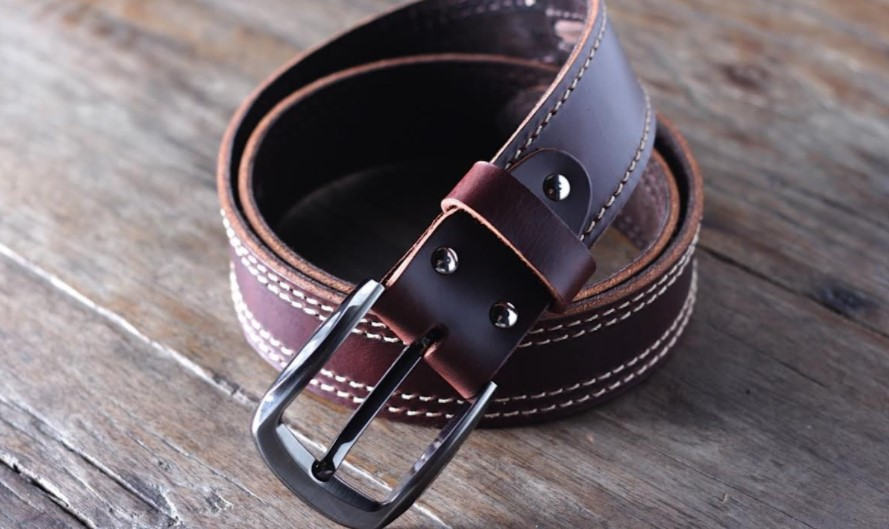 cibaduyut leather belt